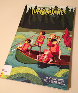 Lumberjanes Vol. 3: A Terrible Plan Graphic Novel