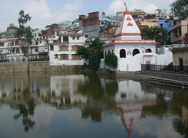 Nahan, Best Places to visit in Himachal Pradesh