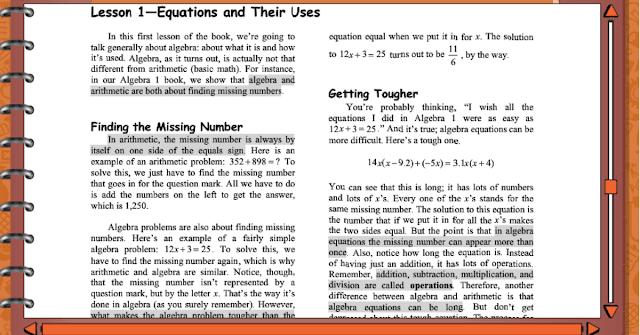 Online homeschool math program review