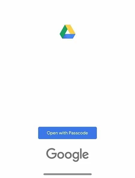 تأمين فتح محرك جوجل