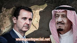 السعودية هذا موقفنا النهائي من نظام بشار الاسد والتعامل معه وعودة العلاقات معه