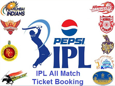 IPL Advance Ticket Booking