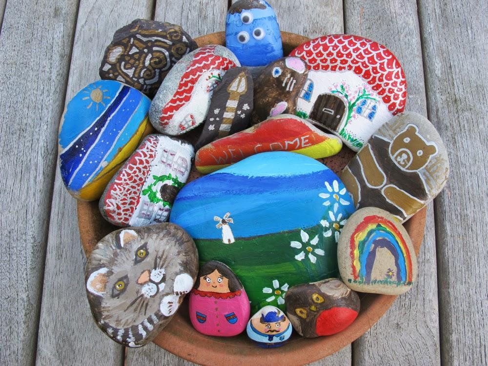Craft Pebbles Uk