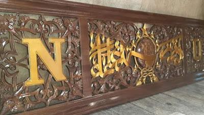 Al-Khat Seni Rupa Peradaban Islam