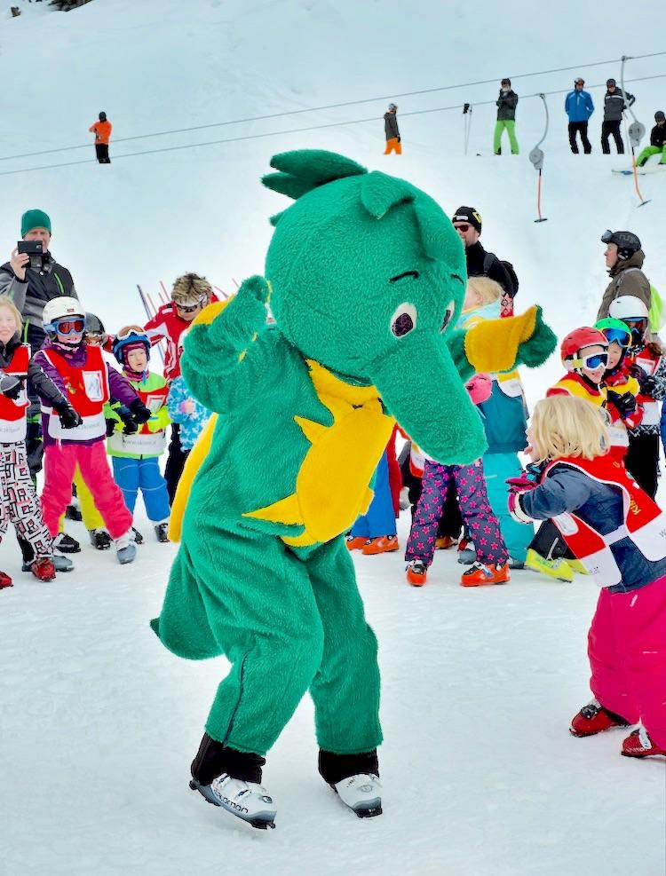 Tyrol narty z dziećmi, See Tyrol nauka jazdy na nartach