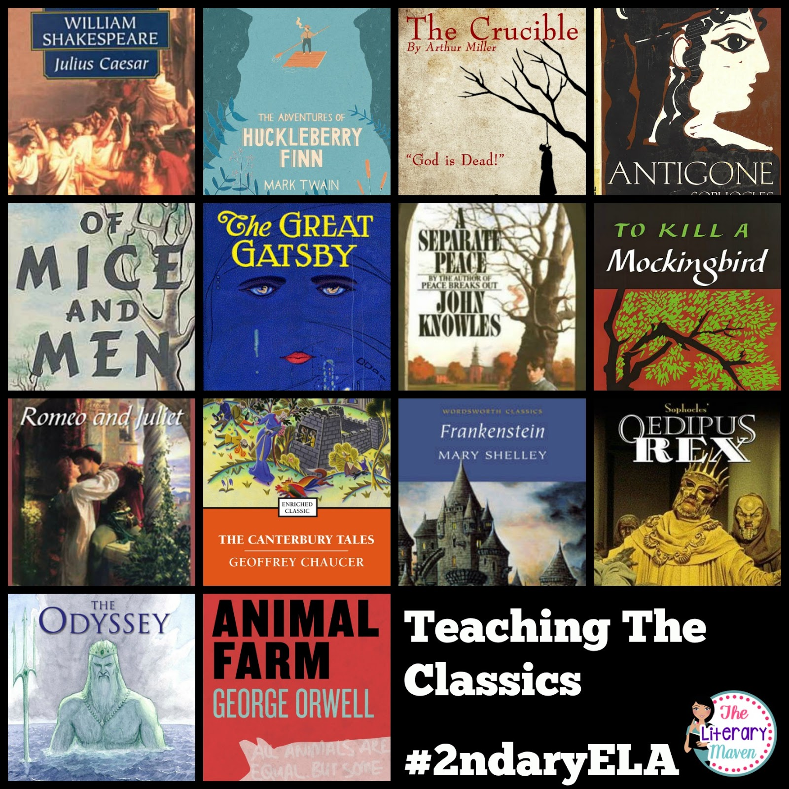 Teaching The Classics Strategies Amp Resources For