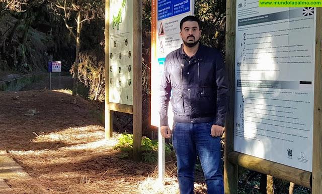 Medio Ambiente reabre Marcos y Cordero y restringe los horarios de acceso al sendero