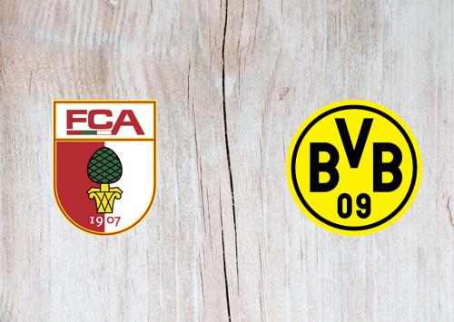 Augsburg vs Borussia Dortmund -Highlights 18 January 2020