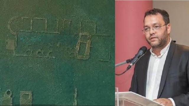 Τ. Χρόνης: Μεγάλο project προστασίας και ανάδειξης της βυθισμένης πολιτείας της Επιδαύρου