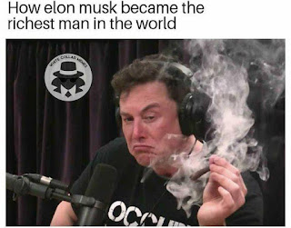 Our Memes of 2021 #1: Elon Musk Edition - DeJays' Blog