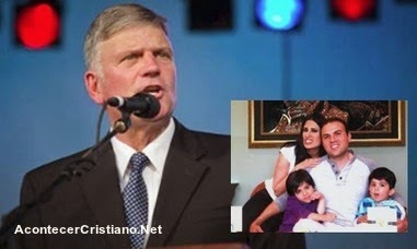 Franklin Graham y Saeed Abedini