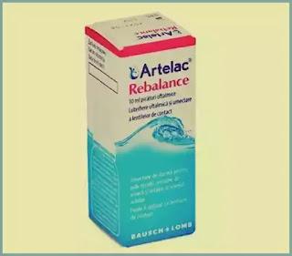 pareri forum Picaturi oftalmice Artelac Rebalance, 10 ml