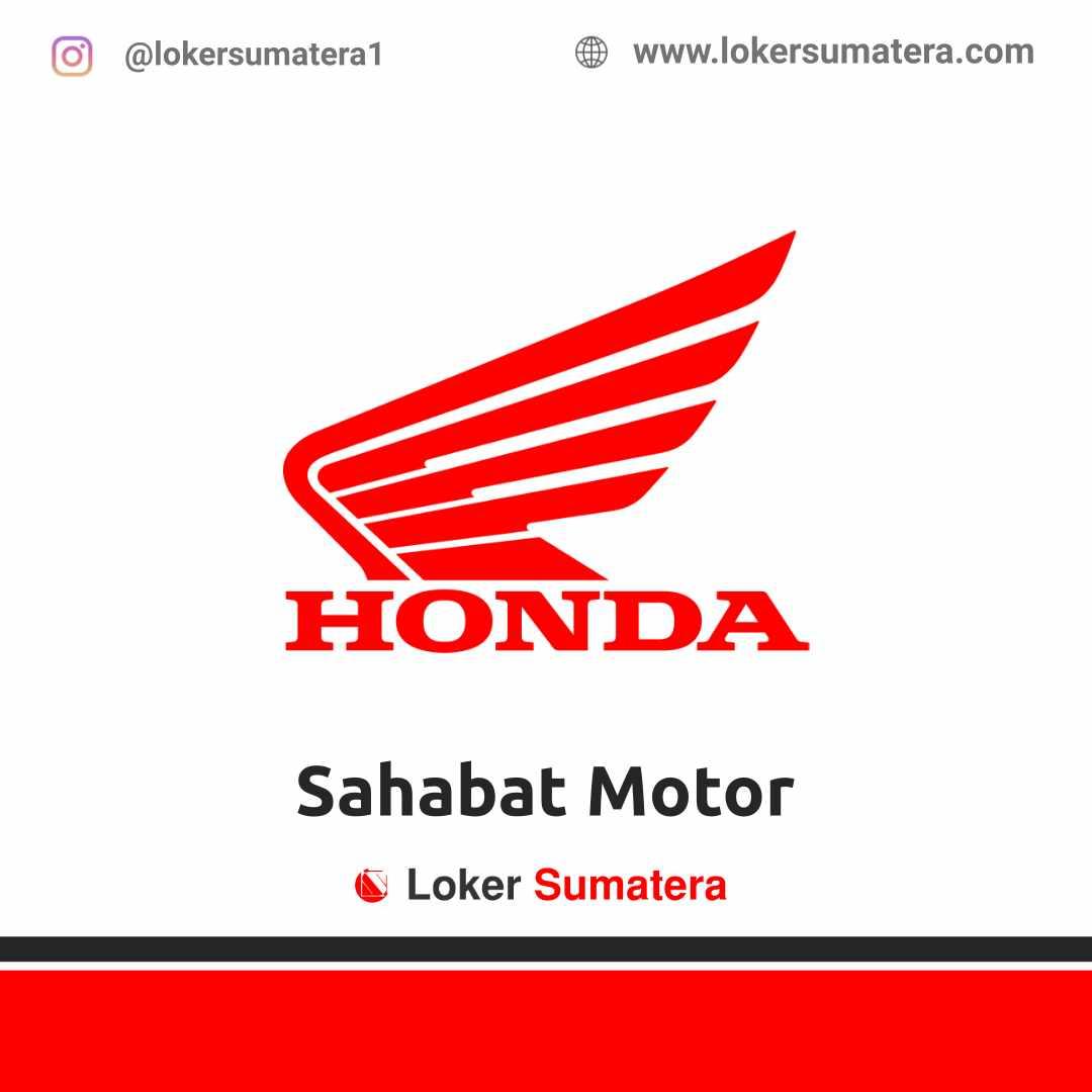 Lowongan Kerja Padang: Sahabat Motor April 2021
