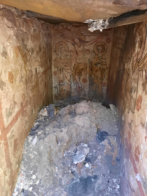 Medieval burial vault discovered in Bruges
