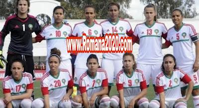 المنتخب المغربي النسوي لكرة القدم يتوج بطلا لشمال إفريقيا بعد الفوز على الجزائر
