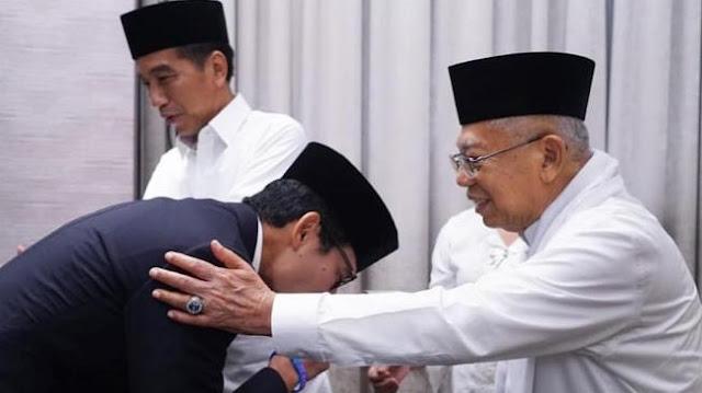 Beredar Nama-nama Calon Menteri Kabinet Jokowi-Amin, Ada Sandiaga Uno