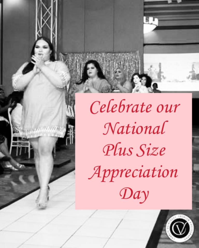 National Plus Size Appreciation Day Wishes