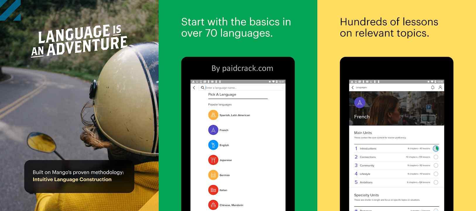 Mango Languages Premium Mod Apk 5.23.0