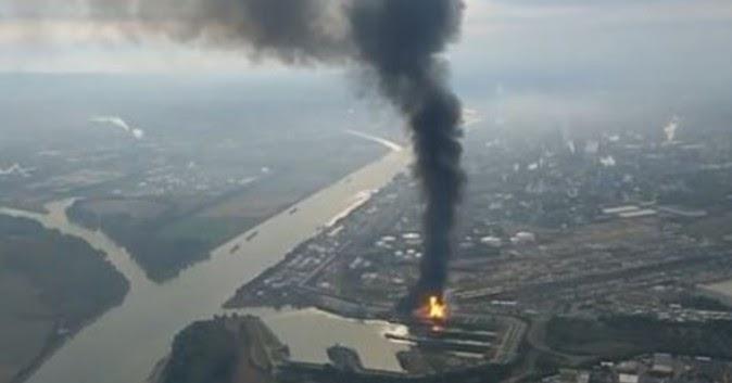Esplosione in un impianto chimico in Germania, due morti e diversi feriti