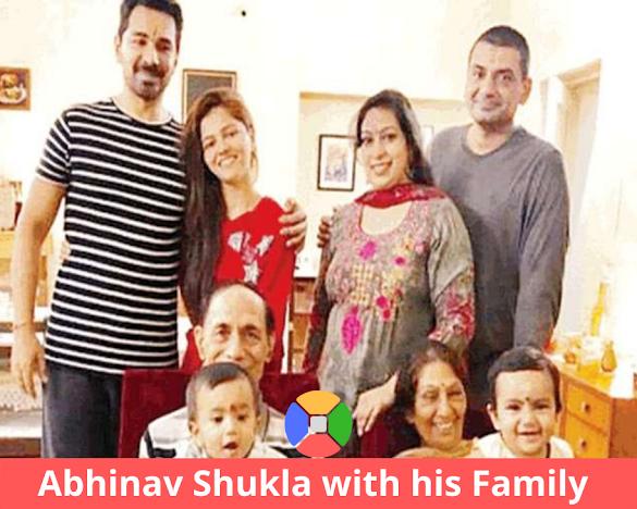 Abhinav-Shukla-with-family