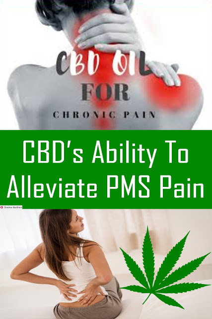 CBD's Ability To Alleviate PMS Pain #Health #Remedies