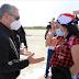 Gonzalo trae al país a dominicana que padece cáncer y a otros 8 en situación vulnerable desde Chile