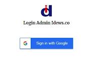 Membuat Tombol Login Di Blogger Dengan Google Sign-in Seperti Website Lain