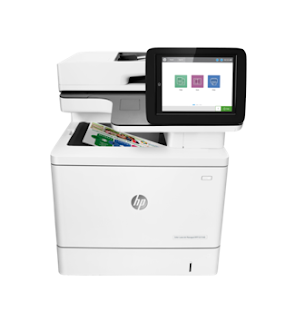 HP Color LaserJet Managed Flow MFP E57540c Driver Download