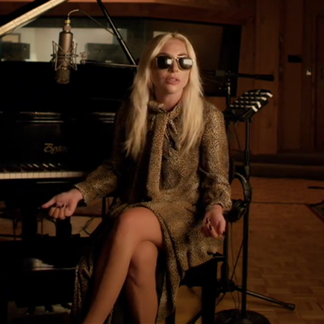 "Lady Gaga Appears on "" How To Be: Mark Ronson"" Documentary"