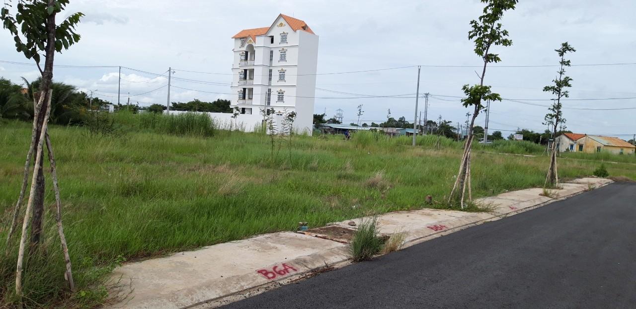 Chính chủ bán 2 lô đất nền huyện Cần Đước Long An, giá 800 triệu, sổ hồng riêng