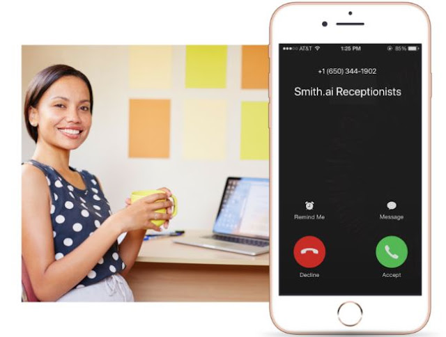 how to get started with virtual receptionist