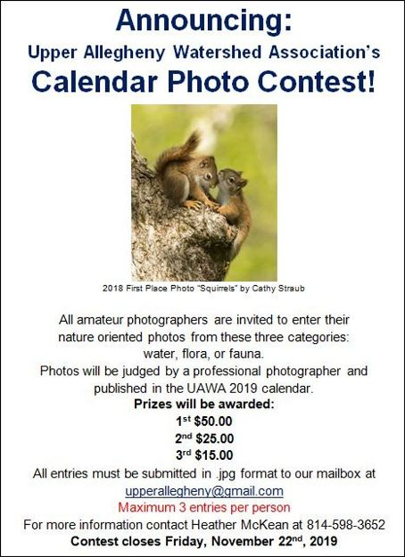 Enter By 11-22-2019 Photo Contest