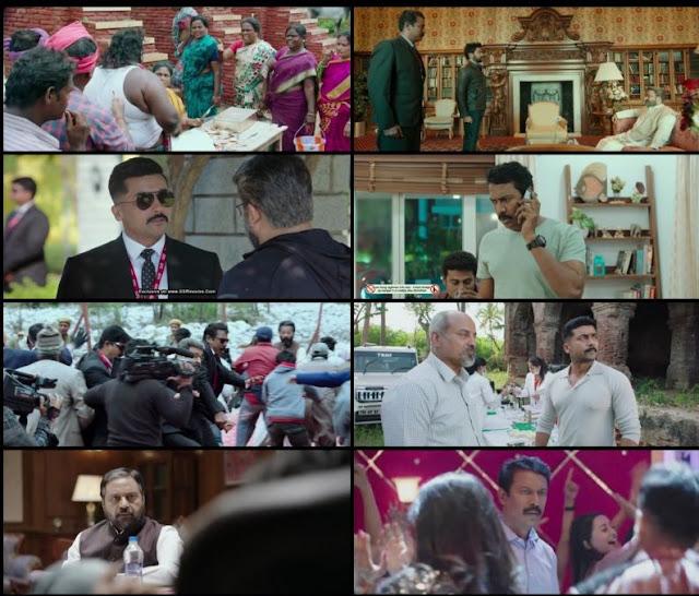 Kaappaan 2019 Hindi Dubbed 720p WEBRip