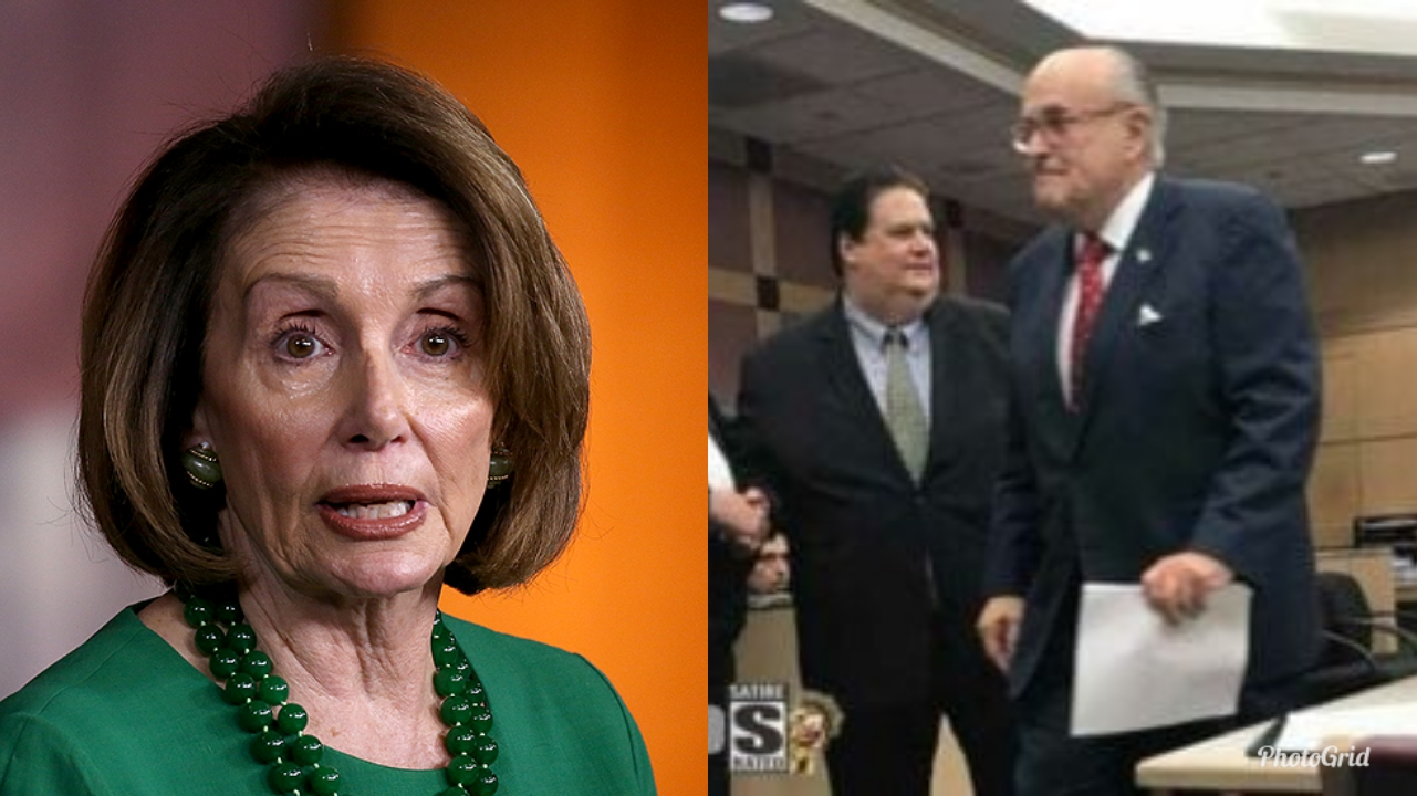 Federal Judge Moves To Unseal Pelosi's Alcoholic Treatment Records ...