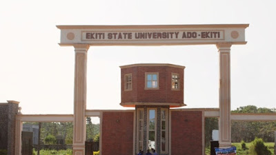 ekiti state university lagos campus