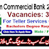 Muslim Commercial Bank MCB Teller Services Officer Jobs August 2019 : Vacancies 35