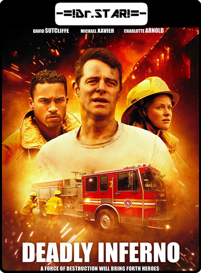 Deadly Inferno 2016 480p 250MB BRRip Dual Audio