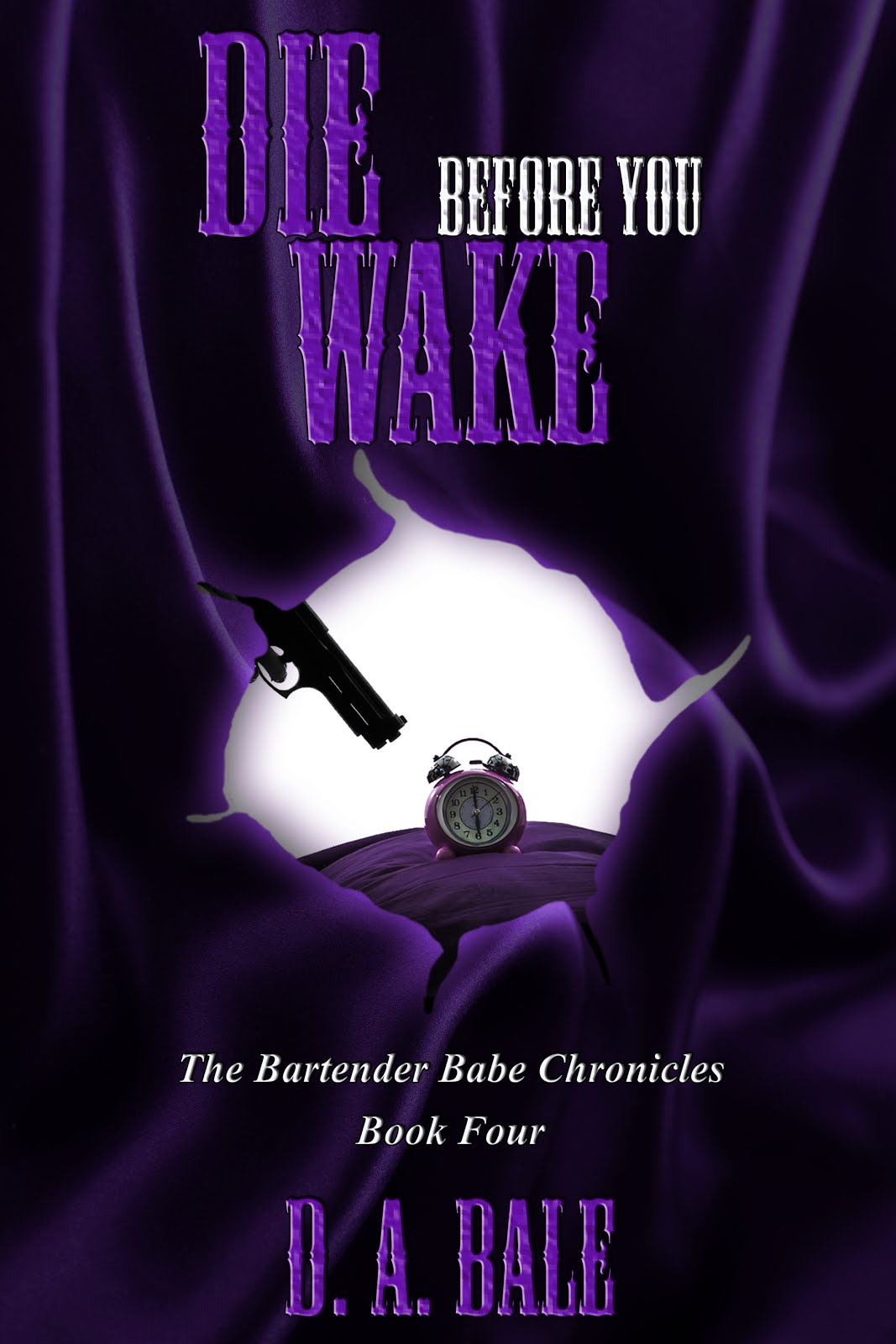 Purchase DIE BEFORE YOU WAKE on Amazon