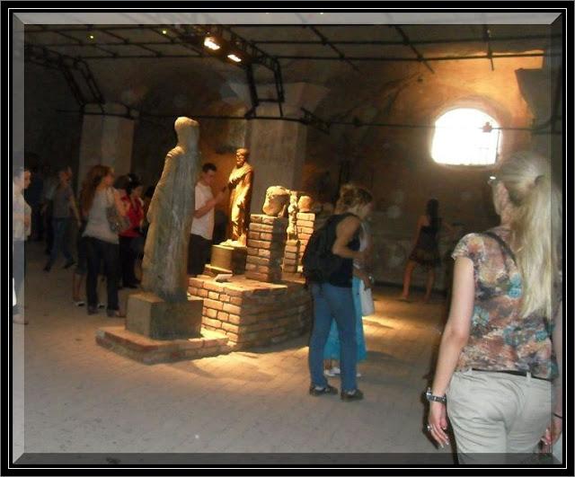 Belgrade underground tour