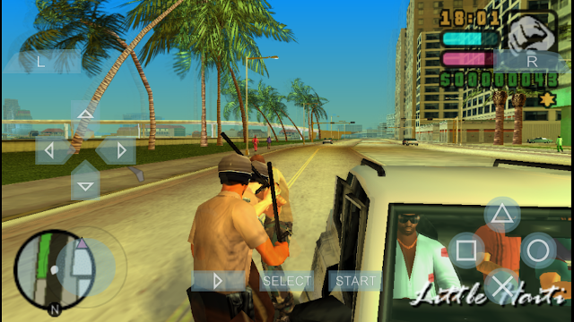 আপনার Android থেকে খেলুন GTA Vice City Highly Compressed PSP Games  68MB 100% Working সাথে Download Link 26