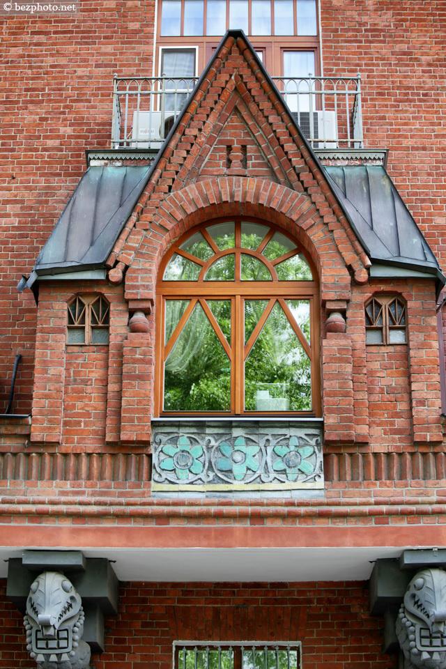 дом перцова в москве