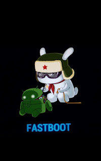 Fastboot mode pocco X3 NFC