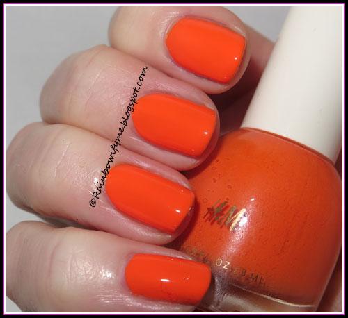 H & M ~ Orangeade