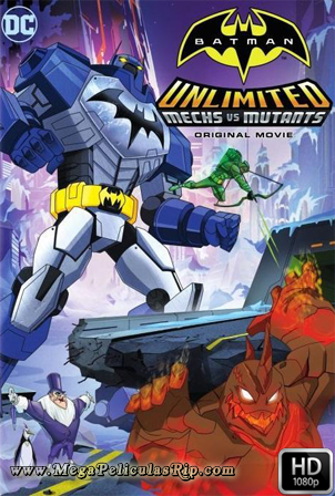 Batman Unlimited Maquinas vs Monstruos [1080p] [Latino-Ingles] [MEGA]