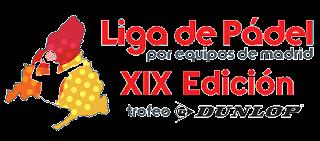 Liga Pádel Equipos Madrid