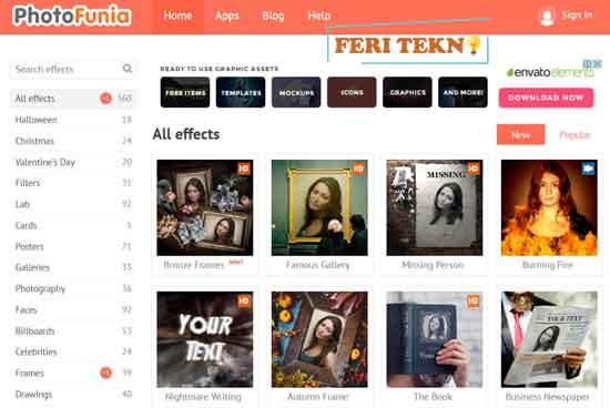 5+ Situs Edit Foto Online Secara Gratis dan Gampang Untuk Diakses 4