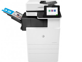 HP Color LaserJet Managed MFP E87640du Drivers, Review