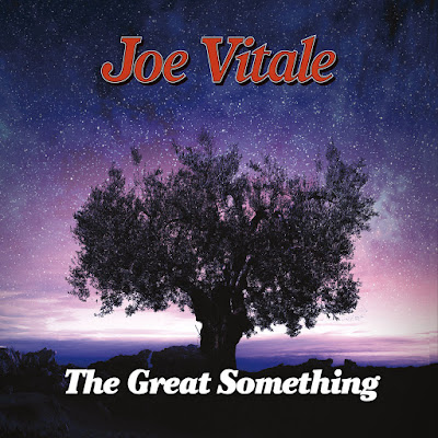"""Download """"The Great Something"""" by Joe Vitale on iTunes - April, 2018 on the Indie Music Board - download independent music"""