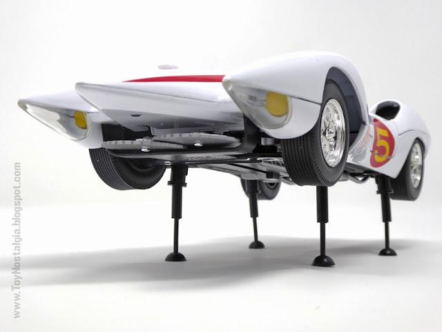 MACH 5 - METEORO - American Muscle - 2003  Auto Jacks o gatos hidráulicos  (METEORO - SPEED RACER - MACH Go Go Go)