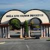 Muğla'da Öğrenci Olmak - Muğlada Öğrencilik   Muğla Sıtkı Koçman Üniversitesi